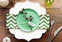 Table Decor Ideas / by Shaunessy Jones