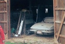 Barn Finds / Help us find the best barn finds on Pinterest! / by Barn Finds