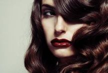 Hair Romance / #hair #hairstyle #braid #long #blonde #brunette #redhead #beauty #style #short #updo #beachy #tan #suntan #curls #straight #wavy
