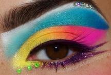 Artsy Makeup / by Hosanna Hill