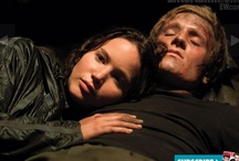 The Hunger Games/ Catching Fire/The Mockingjay  / by Brooke Smith