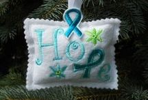 Products that Give Back / by National Ovarian Cancer Coalition