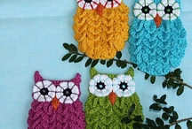 crochet knit and sew / by Linda Hand
