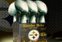 SUPER (6X) Steelers / SIX Superbowl Rings....need I say more!!! / by Janet Kozielec Raichel