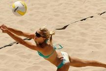 volleyball >>>> / by Hosanna Hill
