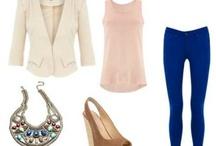 Outfits  / by Gabriela Aparicio
