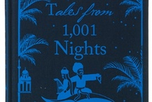 tales from 1001 nights / by Daniel Portmann
