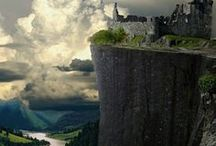 scotland / Scotland is a breathtakingly beautiful country.