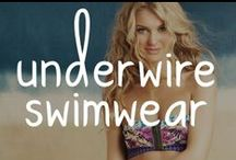 Underwire Swimwear / #sexy #swimsuits #swimwear #bikini #bikinis #monokini #monokinis #trending #designer #tankinis #2014 #triangle #top #underwire #halter #flutter #fringe #dcup #pinup #beach #embroidered #onepiece #twopiece #brazilian #highwaised #beachwear #women #fashion #style #ootd #outfit #inspiration #onsale #trendy #dresses / by Orchid Boutique Bikinis
