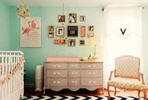 Kids Rooms / Ideas and inspiration for girls rooms and boys rooms. The best in home decor for kids, including DIY and custom decorations.
