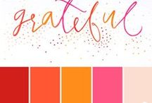 My hues... / by Armonía