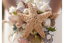 Beach Wedding / #beach #wedding #pretty #sand #sun #hot #vacation #dress #bride #groom #bridesmaid #ocean #wave #breeze #miami