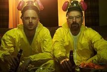 Breaking Bad!  / by Maddie Zadvinskis