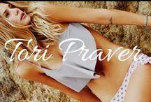 Tori Praver 2014: Feminine Fashion / #toripraver #sexy #swimsuits #swimwear #bikini #bikinis #monokini #monokinis #trending #designer #tankinis #2014 #triangle #top #underwire #halter #flutter #fringe #dcup #pinup #beach #embroidered #onepiece #twopiece #brazilian #highwaised #beachwear #women #fashion #style #ootd #outfit #inspiration #onsale #trendy #bathingsuit #highwaisted