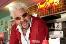 Diners, Drive In's and Dives The triple D!