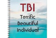 Traumatic brain injury resources / brain injury resources from someone who has one :)