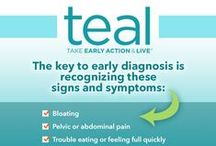 Know the Symptoms, Know the Risks / by National Ovarian Cancer Coalition