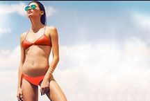 CA by Vitamin A Swimwear 2015: Street Style / by Orchid Boutique Bikinis