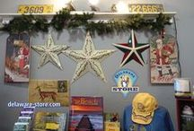 Inside Delaware Store / We are a shop and we sell Delaware themed gifts! Want to see?!