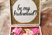 Beautiful bridesmaids ideas...