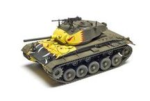 Armor models, post-WWII / Tanks and artillery through the new millennium and beyond.