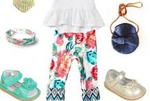 Kids Style / Kids fashion and styling ideas, plus adorable outfits to pair with your Wee Squeak shoes!