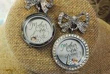 Origami Owl Creations / Ideas and inspiraton. Let your Locket Tell Your Story. https://gloriasgems.origamiowl.com / by Gloria Benson
