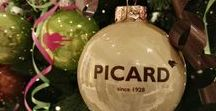 PICARD loves Christmas / Decoration, Dinner, Presents...