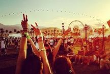 PICARD loves Coachella / Boho fashion, sun, green gras, laughter, dancing and this pure festival feeling.