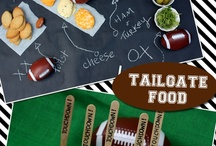Tailgating Food & Recipes