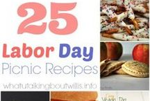Summer Grilling & Fun Activities / Memorial Day to Labor Day and all the fun summer days in between!!