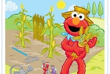Sesame Street / Earth's Best® and Sesame Street team up to make healthy eating as easy as 1-2-3!