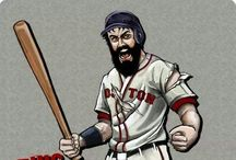 Everything Red Sox / by Jennifer Powell-Dyer