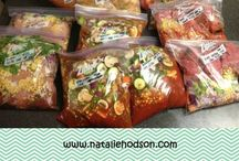 Dinner in the bag / by Hope Dotson