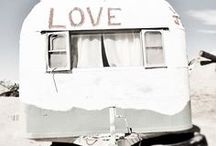 ♥ Cottage on wheels