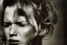 Artist Model- ''Blonde Woman Before an Easel'' ~ Edward Hopper.
