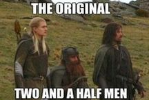 Pán prstenu, Hobbit