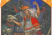 Slavic, Smybols, Gods...
