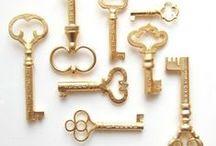 Skeleton Key / Old, New, Lost & Found