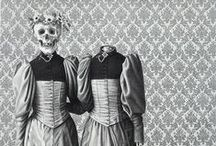 Skeletons & Skulls / Dem bones