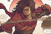 AVATAR, The Legend of the Korra