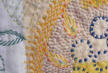 Textile art from other artists / by marilyn stephens