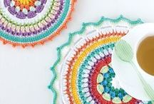Crochet | For the Home / IF I had the time, I would make all these beautiful things...