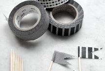 Washi Tape | Duct Tape | Masking Tape