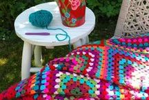 Crochet | All things Granny Square / For the love of the Granny