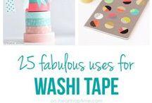 Making | Washi Washi Woo