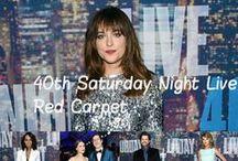 40th Saturday Night Live Red Carpet