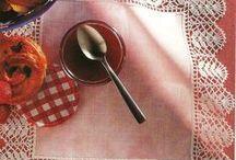 ruční práce - háčkování (crochet)