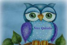 Owl - 貓頭鷹