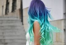 hair / is u blind??! / by chloelovesyou_xoxo